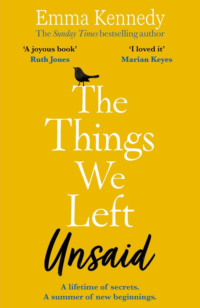 The Things We Left Unsaid als eBook