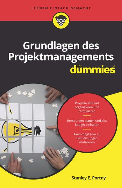 Grundlagen des Projektmanagements für Dummies als Buch