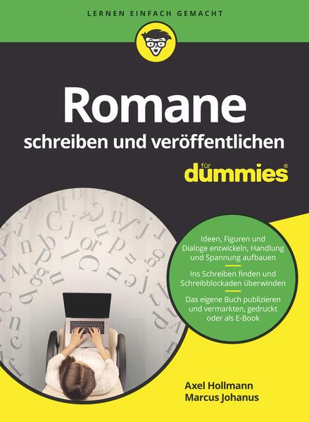 Romane schreiben und veröffentlichen für Dummies als Buch