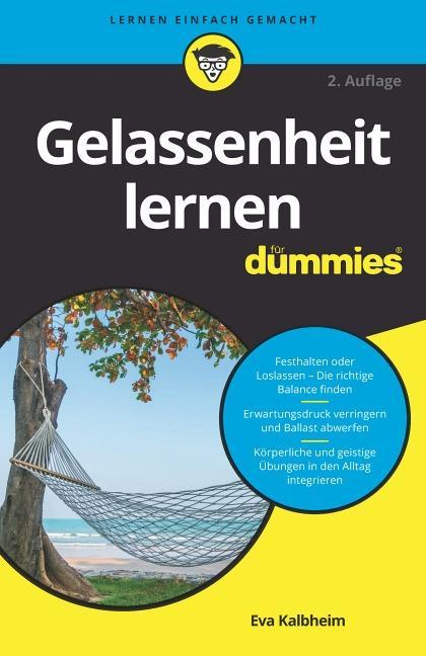 Gelassenheit lernen für Dummies als Buch