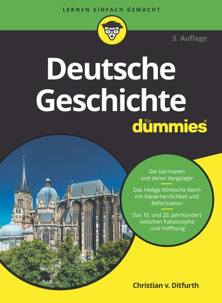 Deutsche Geschichte für Dummies als Buch