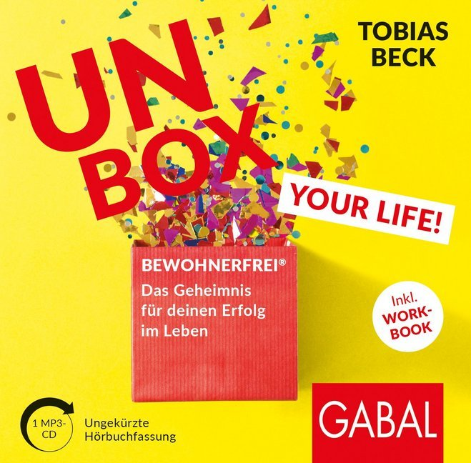 Unbox your Life! als Hörbuch