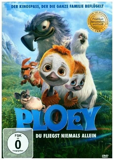 Ploey - Du fliegst niemals allein als DVD