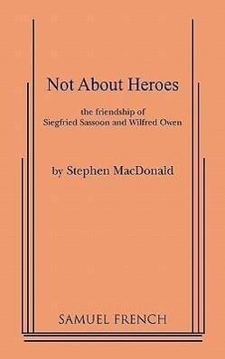 Not about Heroes als Taschenbuch