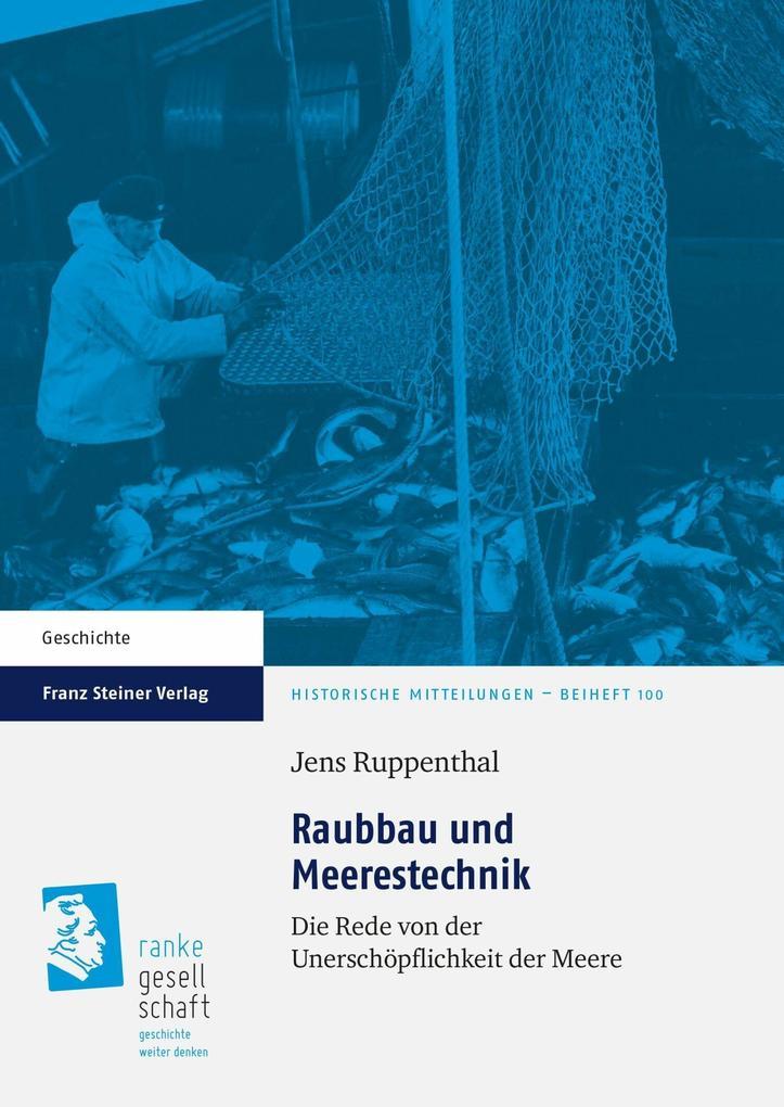 Raubbau und Meerestechnik als eBook