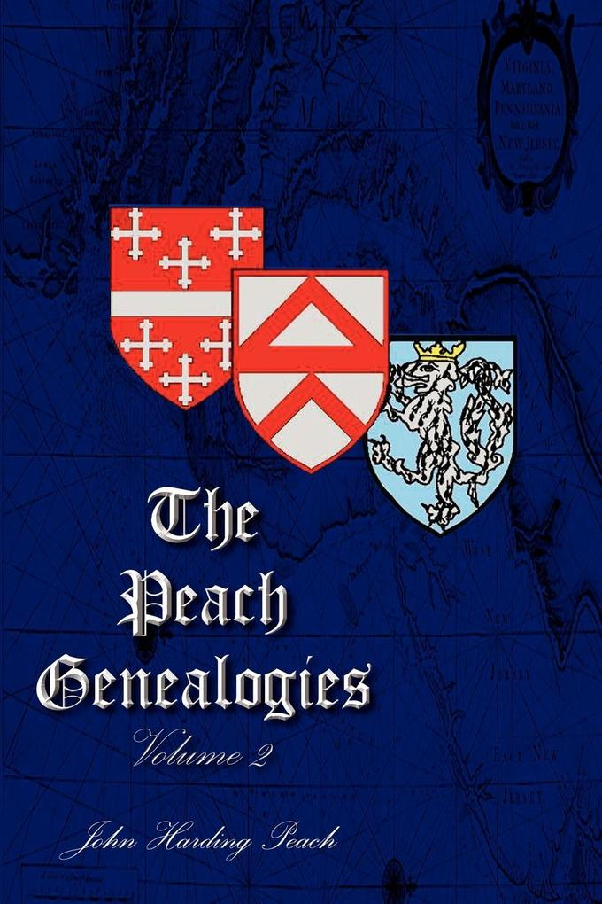 The Peach Genealogies als Taschenbuch