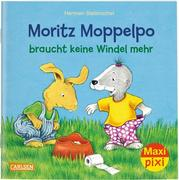 VE 5: Moritz Moppelpo braucht keine Windel mehr (5x1 Exemplar)