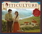 Feuerland - Viticulture Essential Edition, Strategiespiel, Aufbauspiel