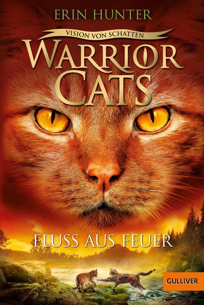 Warrior Cats - Vision von Schatten. Fluss aus Feuer als eBook
