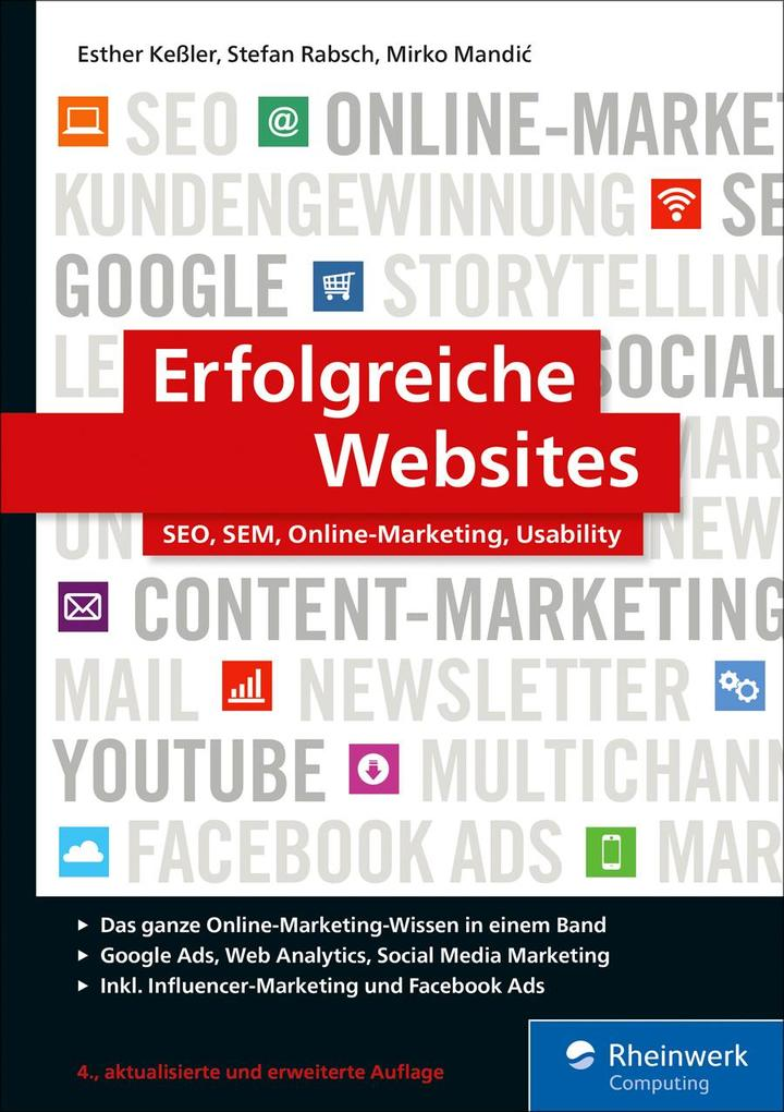 Erfolgreiche Websites als eBook