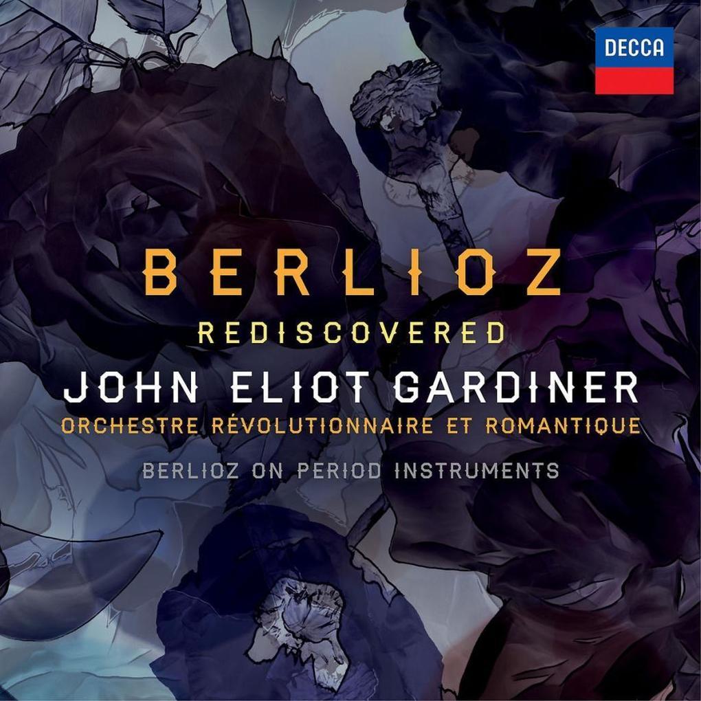 Berlioz Rediscovered (8 CDs + DVD) als CD