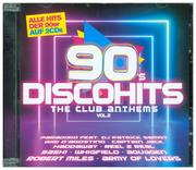 90s Disco Hit s- The Club Antehms Vol. 2