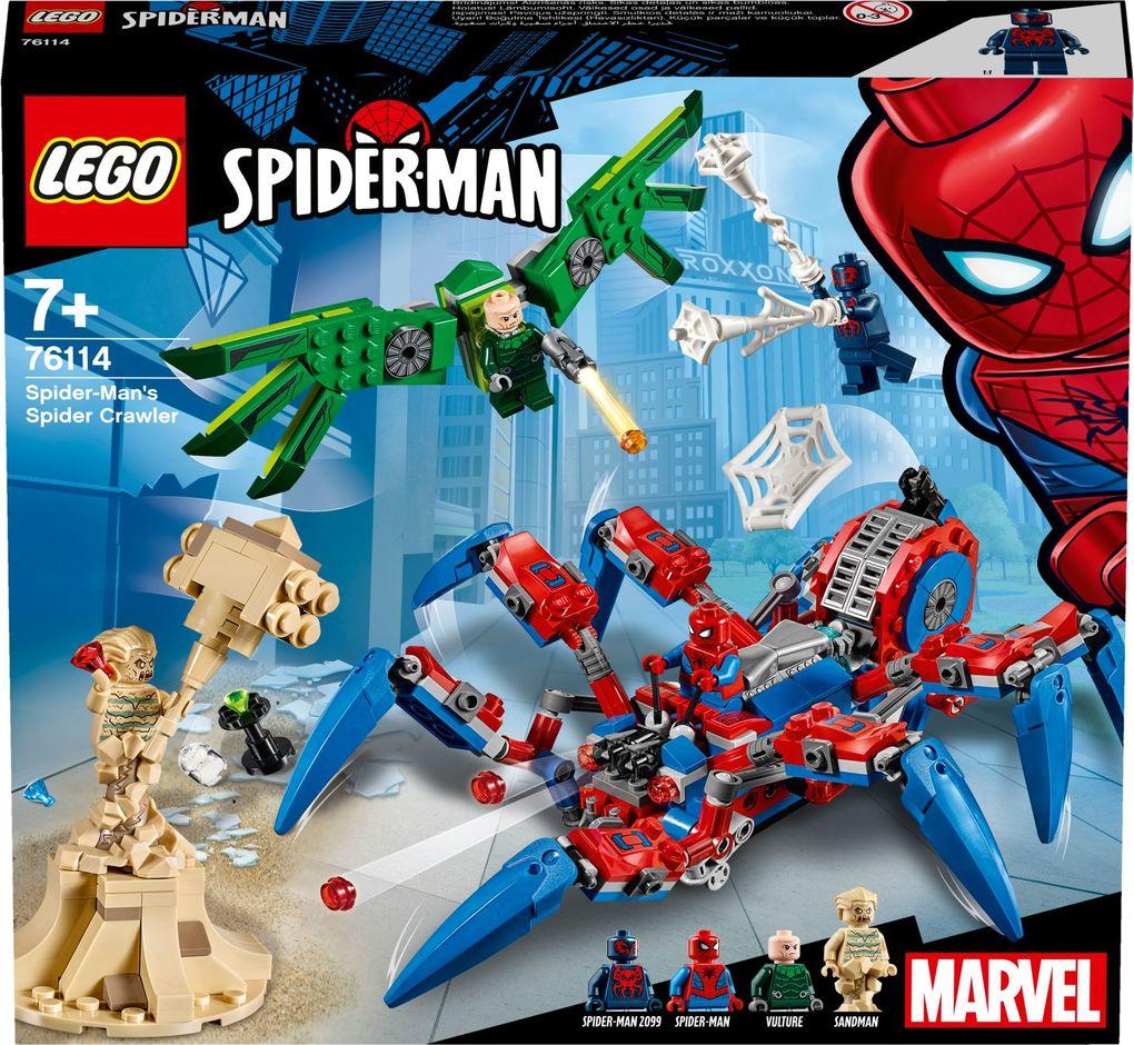 LEGO® Spider-Man 76114 - Spinnenkrabbler als sonstige Artikel