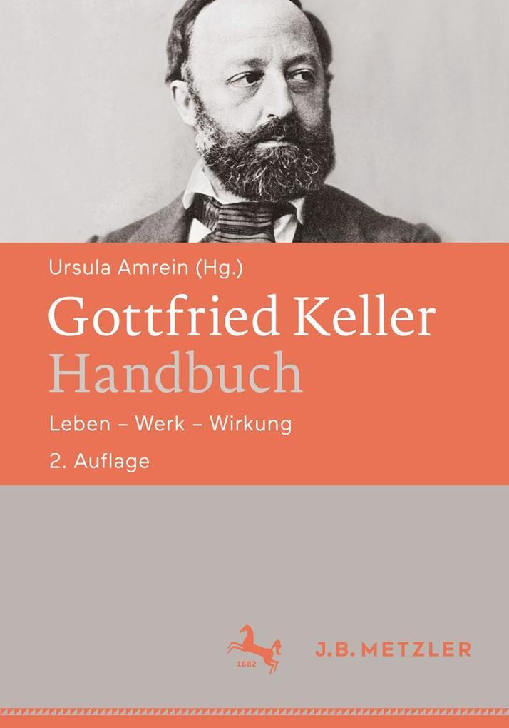 Gottfried Keller-Handbuch als eBook pdf