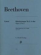 Klaviersonate Nr. 2 A-dur op. 2,2