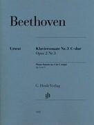 Klaviersonate Nr. 3 C-dur op. 2,3