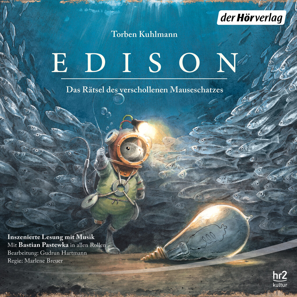 Edison als Hörbuch Download
