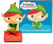 Tonie - 5 Lieblings-Klassiker - Peter Pan und 4 weitere Klassiker