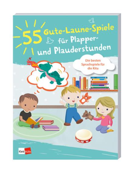 55 Gute-Laune-Spiele für Plapper- und Plauderstunden als Taschenbuch