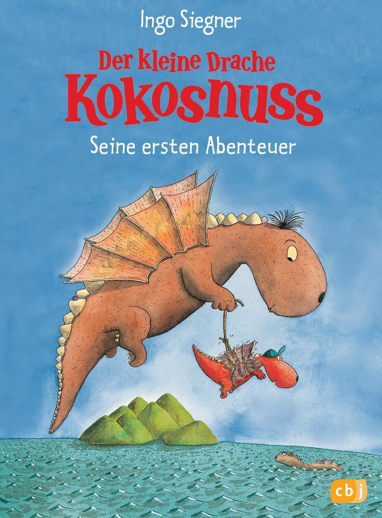 Der kleine Drache Kokosnuss - Seine ersten Abenteuer als Buch