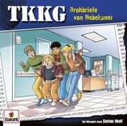TKKG 209. Drohbriefe von Unbekannt