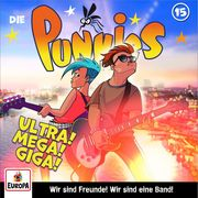 Die Punkies 15. Ultra! Mega! Giga!