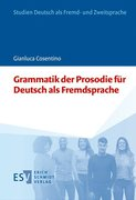 Grammatik der Prosodie für Deutsch als Fremdsprache