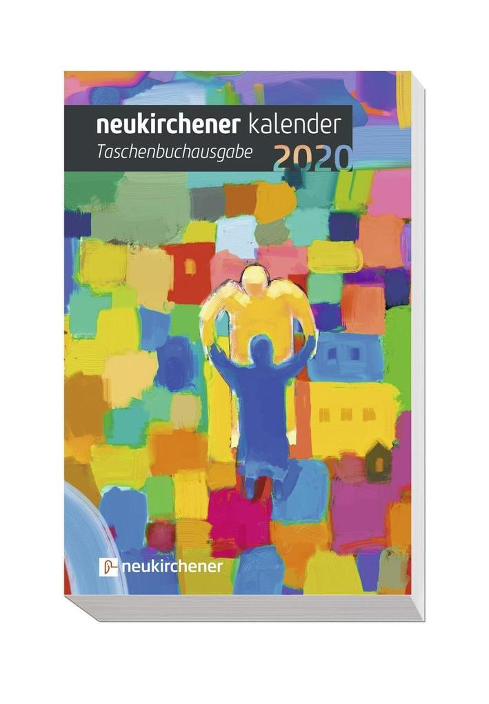 Neukirchener Kalender 2020 - Taschenbuchausgabe als Kalender