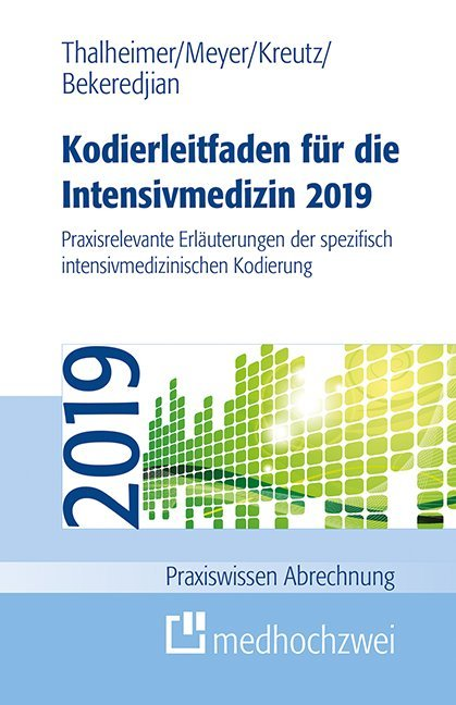 Kodierleitfaden für die Intensivmedizin 2019 als Buch