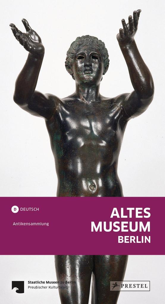 Altes Museum Berlin als Buch (kartoniert)
