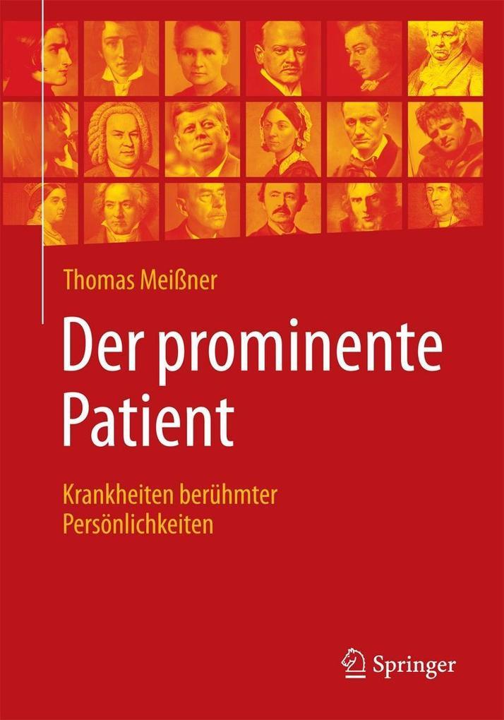 Der prominente Patient als eBook