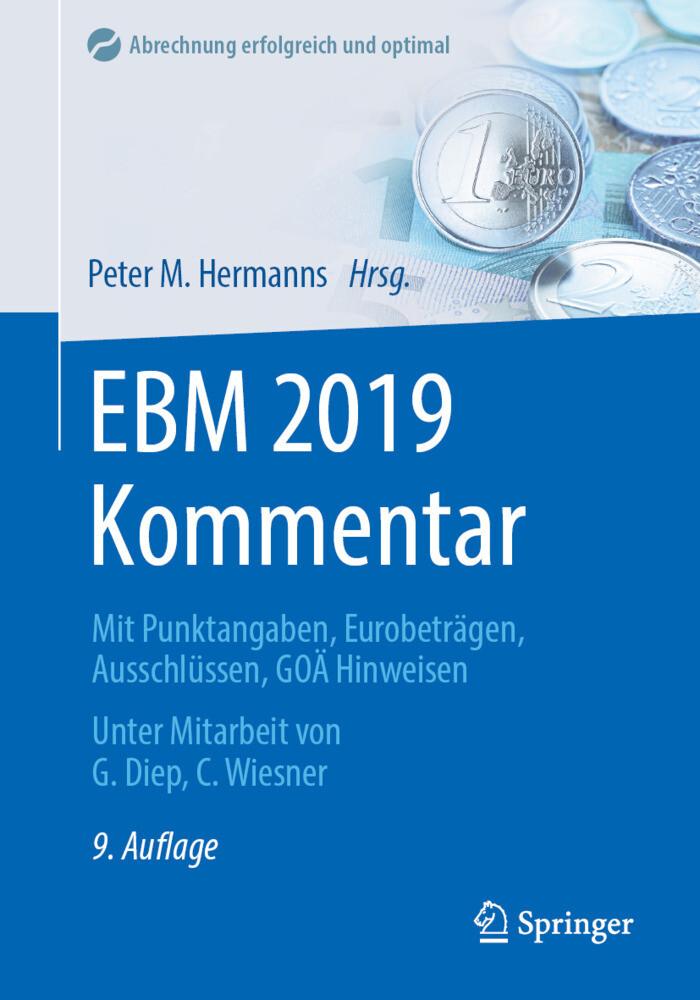 EBM 2019 Kommentar als Buch