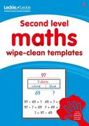 Second Level Wipe-Clean Maths Templates for CfE Primary Maths