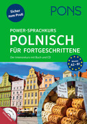 PONS Power-Sprachkurs Polnisch für Fortgeschrittene