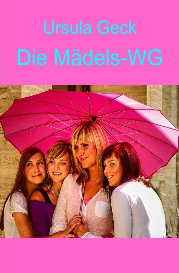 Die Mädels-WG als Buch (kartoniert)