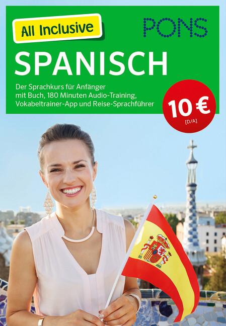 PONS All Inclusive Spanisch als Buch