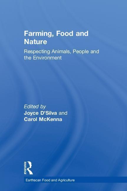 Farming, Food and Nature als Buch (gebunden)