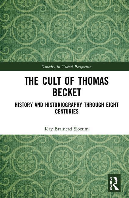 The Cult of Thomas Becket als Buch (gebunden)