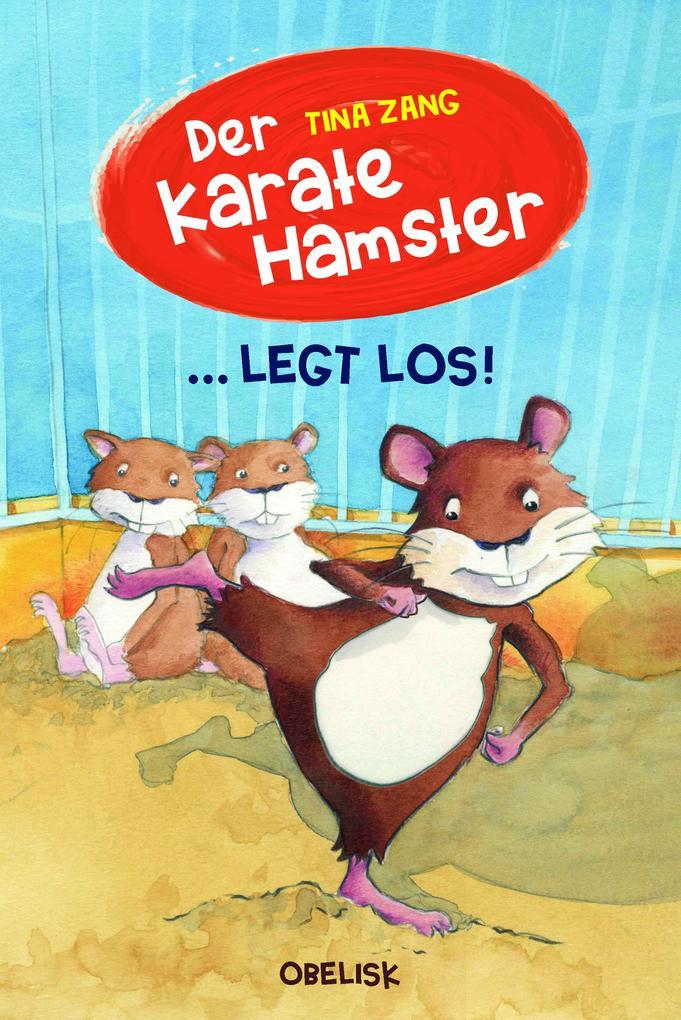 Der Karatehamster legt los! als Buch
