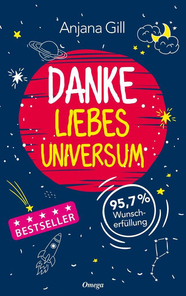 Danke, liebes Universum als Buch (kartoniert)