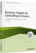 Business English für Controlling & Finance - inkl. Arbeitshilfen online