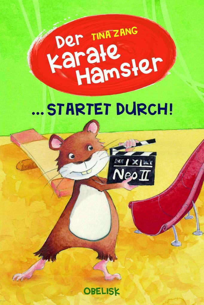 Der Karatehamster startet durch! als Buch