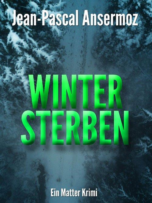 Wintersterben als eBook