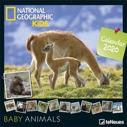 National Geographic Kids Baby Animals 2020