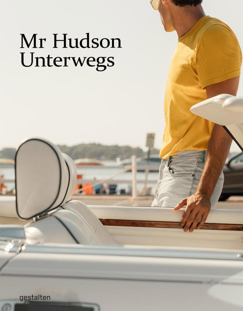 Mr Hudson Unterwegs als Buch