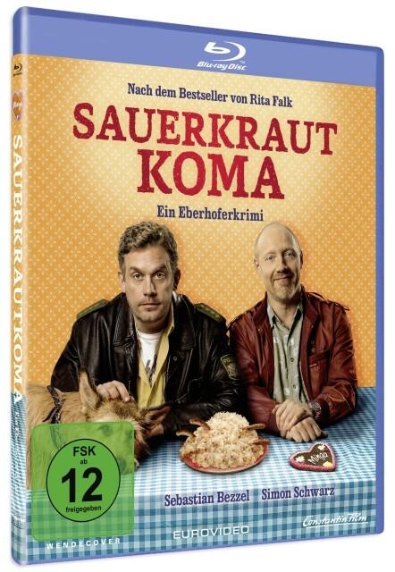 Sauerkrautkoma als DVD