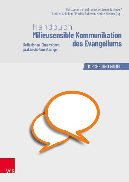 Handbuch Milieusensible Kommunikation des Evangeliums als Buch (gebunden)