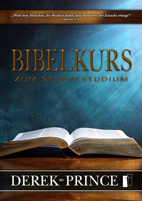 Bibelkurs zum Selbststudium als Buch