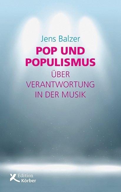 Pop und Populismus als Buch