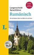 """Langenscheidt Sprachführer Rumänisch - Buch inklusive E-Book zum Thema """"Essen & Trinken"""""""